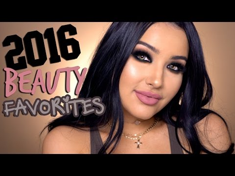 2016 BEAUTY FAVORITES: Best Products of the Year | AMANDA ENSING