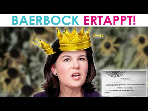 """""""Grüne Kanzlergöttin"""" Annalena Baerbock bereits vor Götterdämmerung? Sie überführt sich selbst…"""