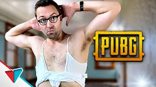 Playing dress up in PUBG - Fashion