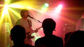 Young Knives - Vision In Rags Live at Sheffield O2 Academy