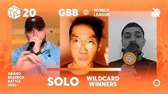GBB 2020: World League | SOLO Wildcard Winner Announcement