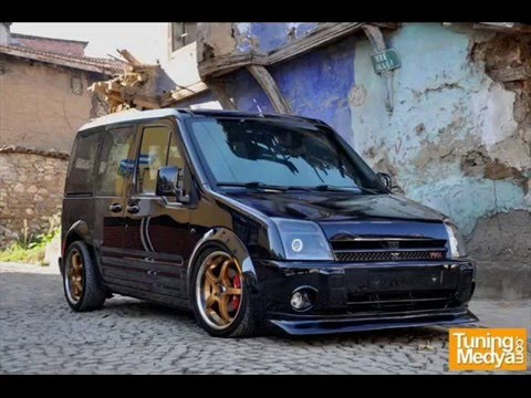 Обзор Ford Tourneo Connect (дубль 2)