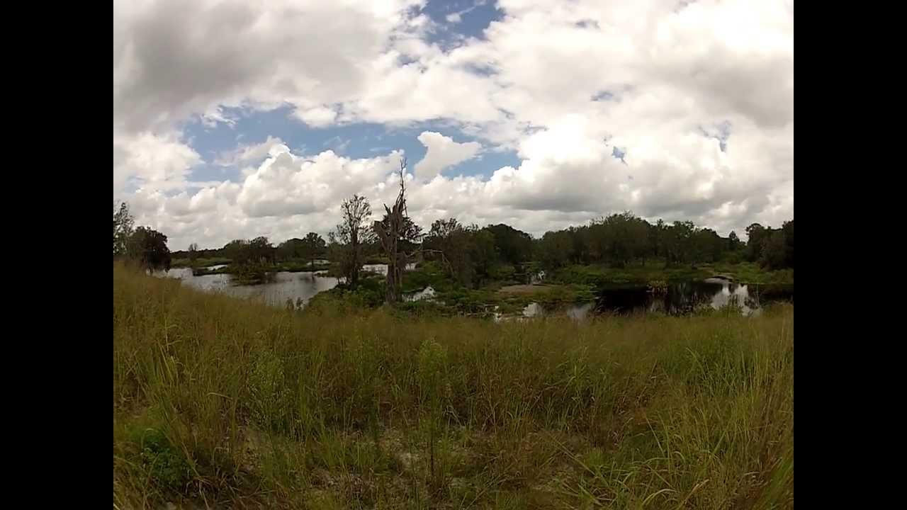 Strip mines in tenoroc fish management area youtube for Tenoroc fish management area