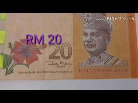 Lengkap....!!! Mengenal Mata Uang Kertas Ringgit Malaysia (MYR)