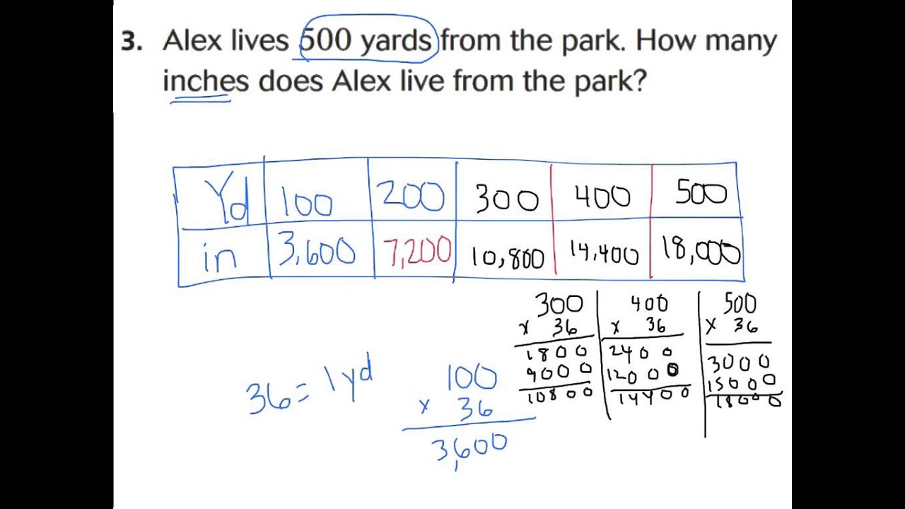 problem solving customary and metric conversions 10.6