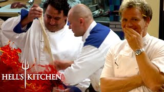 The Funniest Hell's Kitchen Moments   Hell's Kitchen