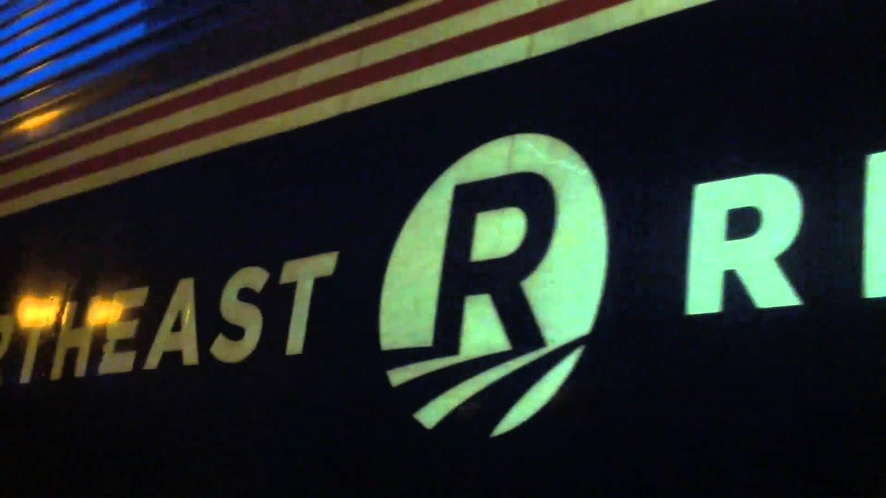 Mit Dem Zug Durch Amerika