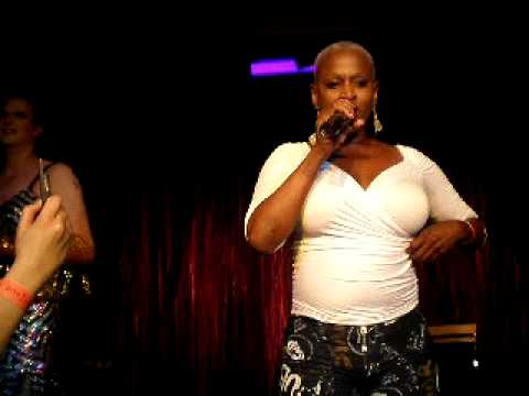 Lonnie Gordon and Edna at the Royal Vauxall Tavern...