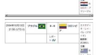 「2006 FIFAワールドカップ・南米予選」とは ウィキ動画
