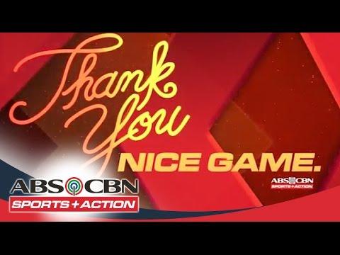 Thank You! Nice Game! 2015