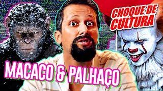 INTERNET, MACACOS E MÃE! | Choque de Cultura