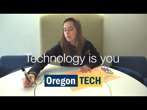 Technology is You | Oregon Tech