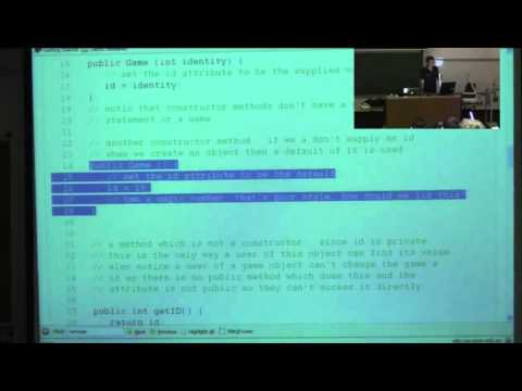CS3 Lecture 6: Design in Computing - Richard Buckland (draft) UNSW COMP2911
