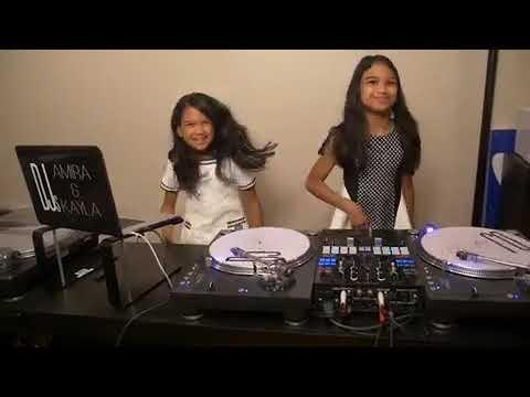 vidual DJ mix