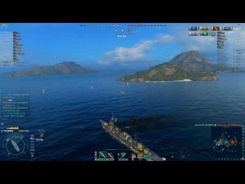 Kagero 145K damage, Torpedo reload booster, no smoke