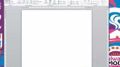 Miten tehdään Word-asiakirja?