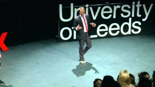 Why Magic Matters | Chris Cook | TEDxUniversityofLeeds