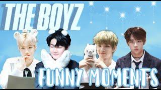 The Boyz Funny Moments