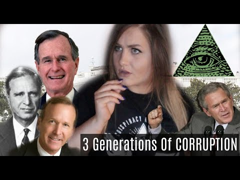 THE TRUTH ABOUT THE BUSH FAMILY