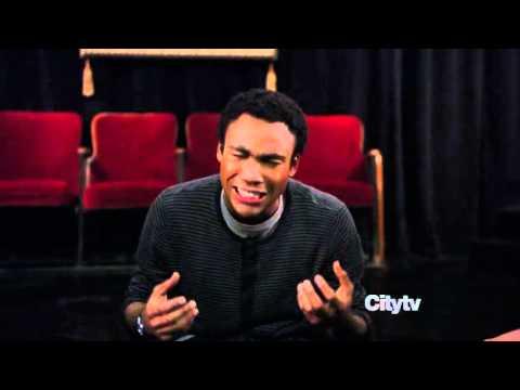 Community Season 2 Episode 20: my emotions