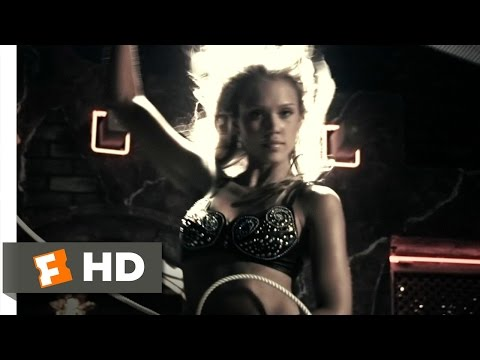 Sin City (9/12) Movie CLIP - Nancy Dances (2005) HD