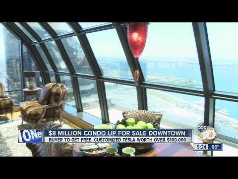 Million Condo Up For Sale In Downtown San Go