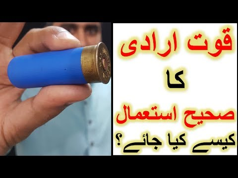 WILLPOWER FOR SUCCESS?|(Urdu/Hindi)|World Best Advice|