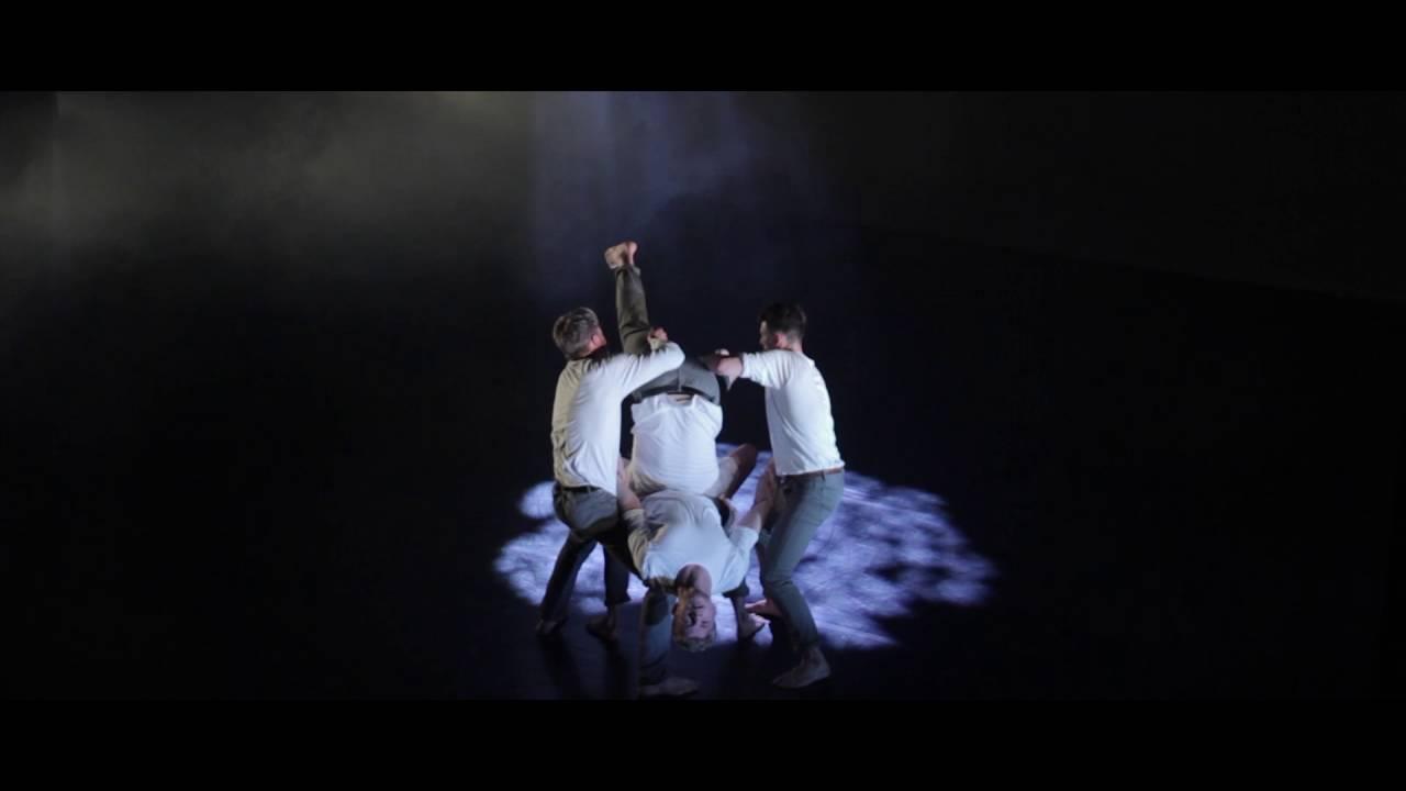 Hit The Ground Running Dance Theatre Company -Macho- Trailer