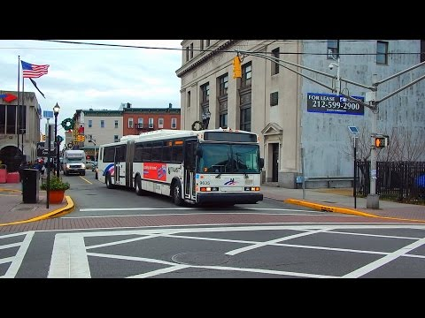 🚍/📹 New Jersey Transit: Bus Observations (December 2015) - Part 1/2