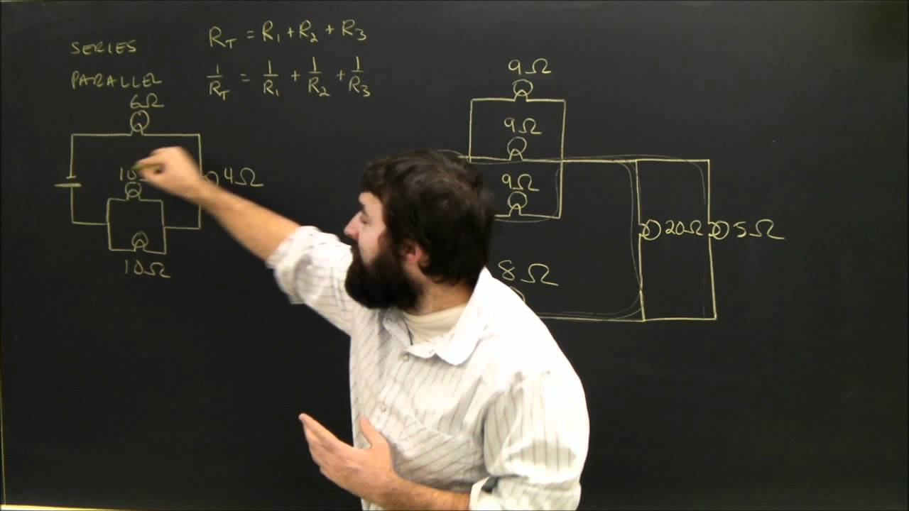 Physics Help Resistance Formula Solving Electricity Diagrams Part 3