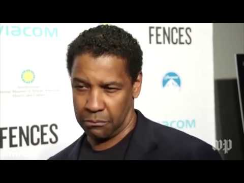 Denzel Washington Destroys the Liberal Media over