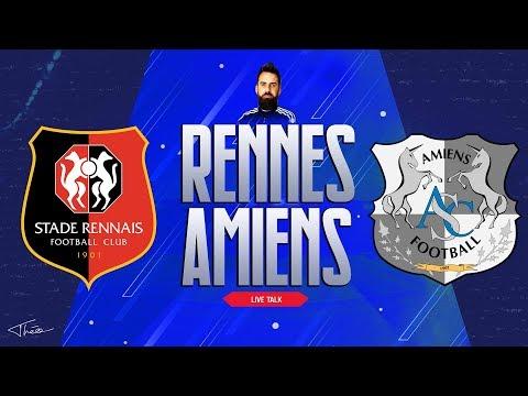🔴🎙️Live Talk : RENNES - AMIENS |