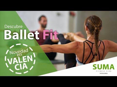 Ballet Fit Valencia | SUMA Fitness Club Patacona