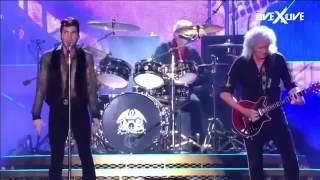 Queen - Adam Lambert Don't Stop Me Now Live at Rock In Rio 19/09/2015..!!!