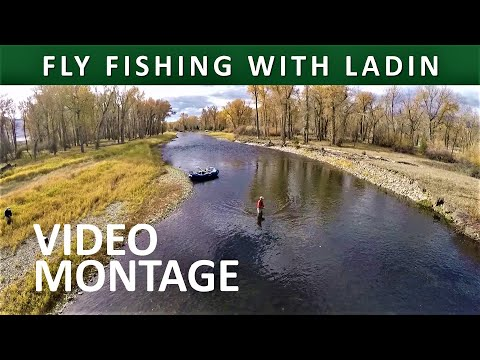 Fly Fishing Montana: Big Hole River October Float
