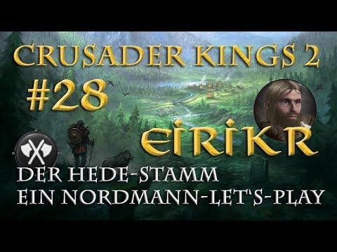 Let's Play Crusader Kings 2 – Der Hede-Stamm #28: Bischof Poppo (Rollenspiel/deutsch)