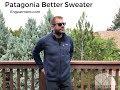 Patagonia Better Sweater Fair Trade Fleece Jacket