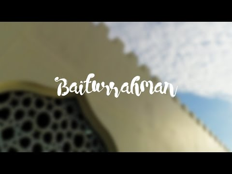Baiturrahman・The Grand Mosque of Aceh