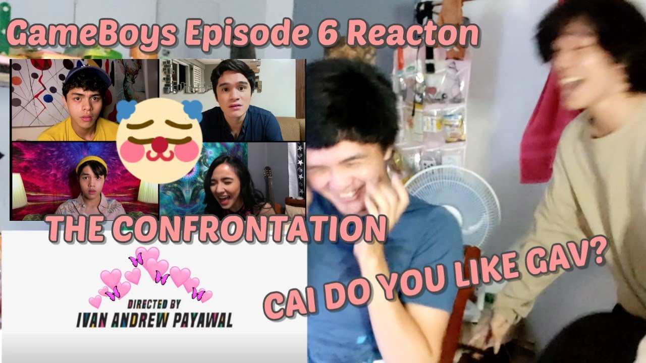(CONFRONTATION!) GameBoys The Series Episode 6 Reaction/Commentary