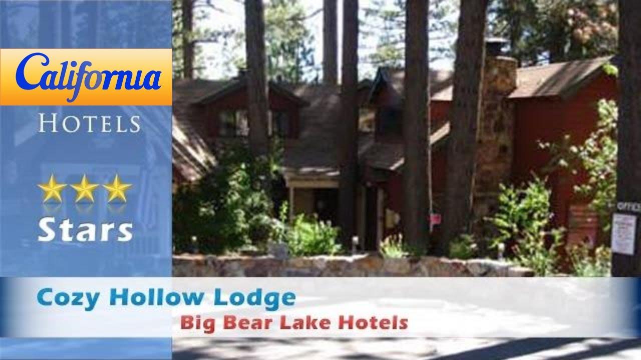 Cozy Hollow Lodge Bear Lake Hotels California