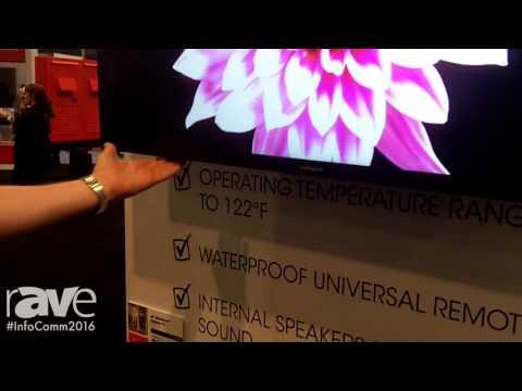 InfoComm 2016: Peerless-AV Features New Residental Outdoor Displays