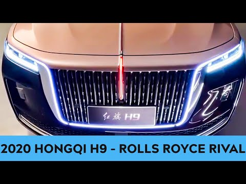 2020 Hongqi H9 - China's Most Luxurious Limousine - a mix of Maybach, Cadillac and Rolls Royce