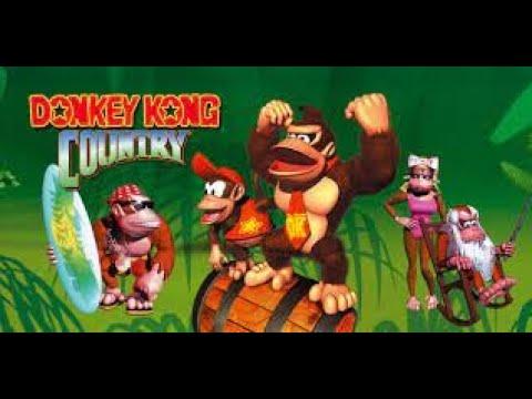 Donkey Kong Country - Até o Fim com 101%