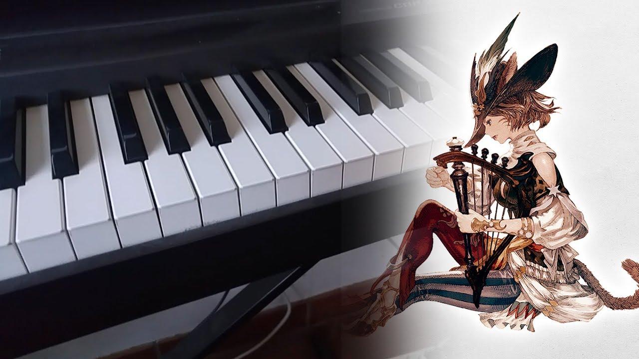 【FF14】 Tutorial: using Bard Perform with a MIDI keyboard on PC || READ  DESCRIPTION PLEASE!