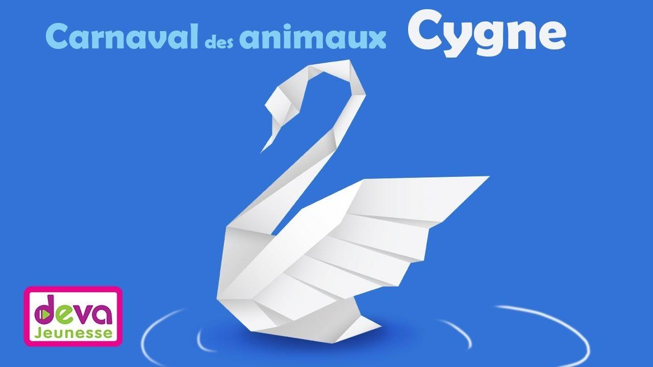 Le Cygne (The Swan, Le Carnaval des animaux- Camille Saint Saens)) Ⓓⓔⓥⓐ  Philharmonic orchestra