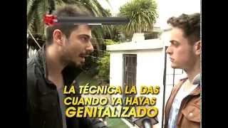 Vero en el mundo del porno uruguayo: backstage de DIVAS TV