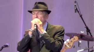 Leonard Cohen, Going Home , Ghent 15-08-2012
