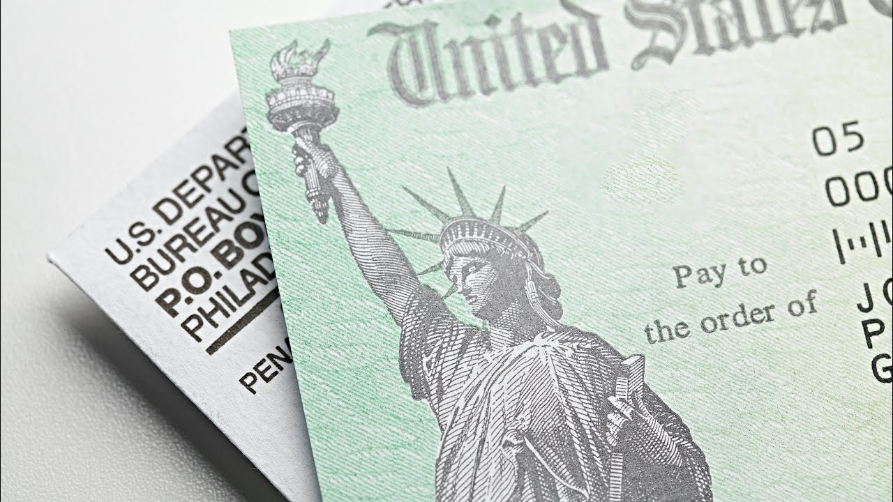 Download Stimulus checks: $1400 payments for individuals, family of four could get $5600