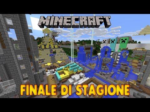 Minecraft ITA ep 799 - Finale di Stagione con il Botto!