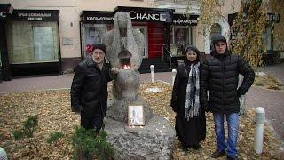 Скульптура Качеровский!!!Вдохновение,стихи,мысль Гения!!!